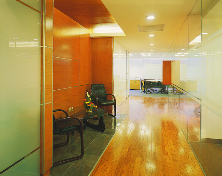 González Alcocer - RIMA Arquitectura Oficinas de estilo moderno de RIMA Arquitectura Moderno