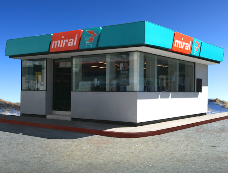 Miral - RIMA Arquitectura Comedores modernos de RIMA Arquitectura Moderno