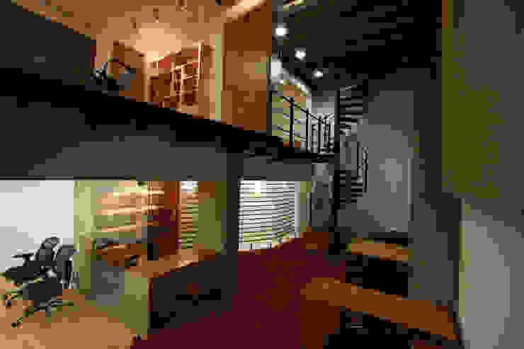 Elques - RIMA Arquitectura Estudios y despachos modernos de RIMA Arquitectura Moderno