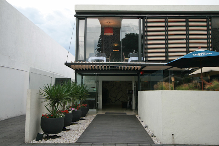 Tierra Media - RIMA Arquitectura Cocinas modernas de RIMA Arquitectura Moderno