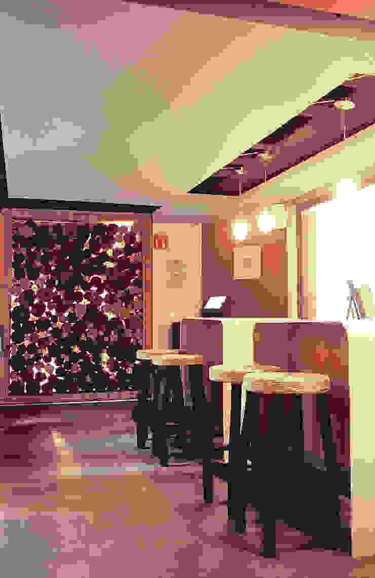 Chez Polo San Ángel - RIMA Arquitectura Comedores modernos de RIMA Arquitectura Moderno