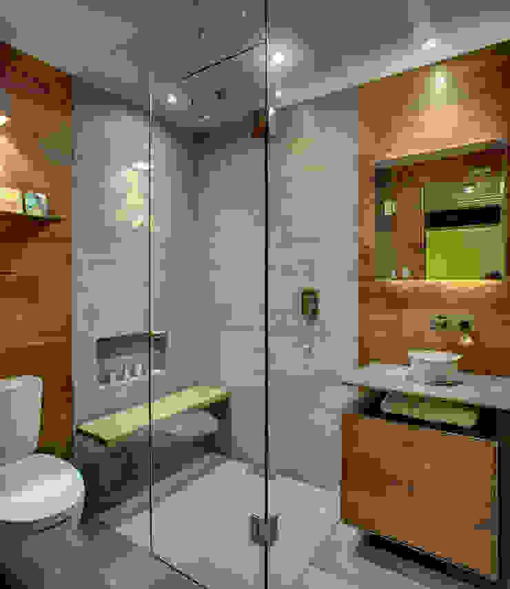Rosedal - RIMA Arquitectura Baños modernos de RIMA Arquitectura Moderno