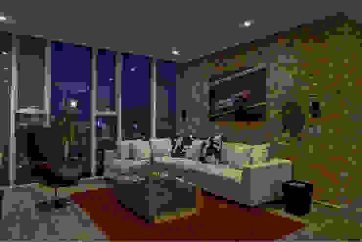 Livings de estilo  por RIMA Arquitectura