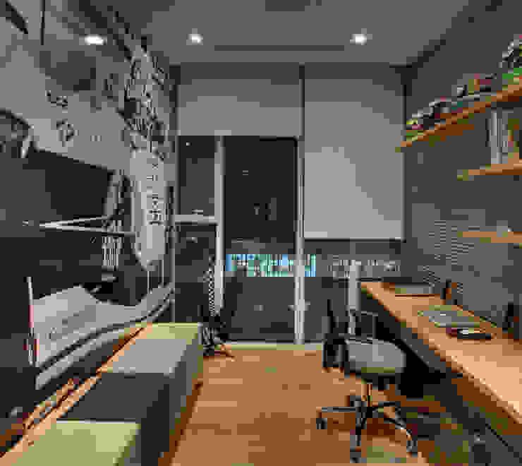 Memo Rojas - RIMA Arquitectura Dormitorios modernos: Ideas, imágenes y decoración de RIMA Arquitectura Moderno