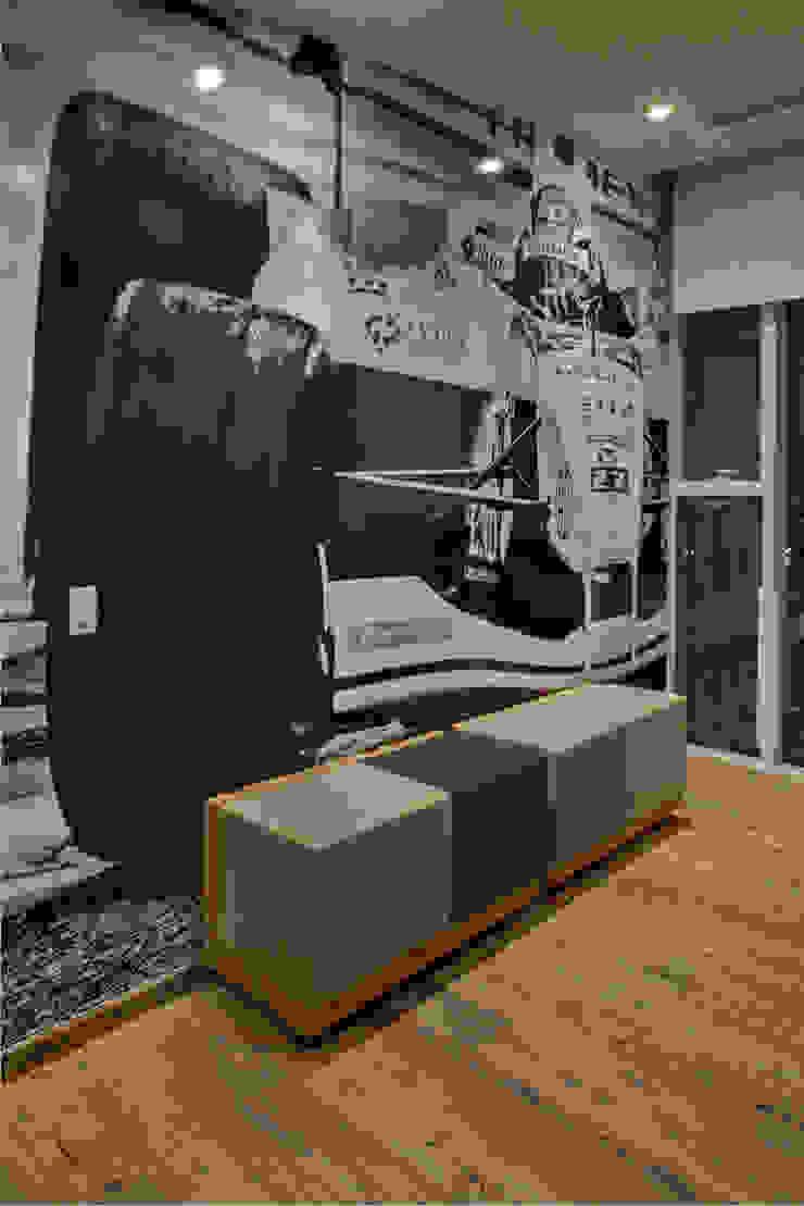 Memo Rojas - RIMA Arquitectura Dormitorios modernos de RIMA Arquitectura Moderno