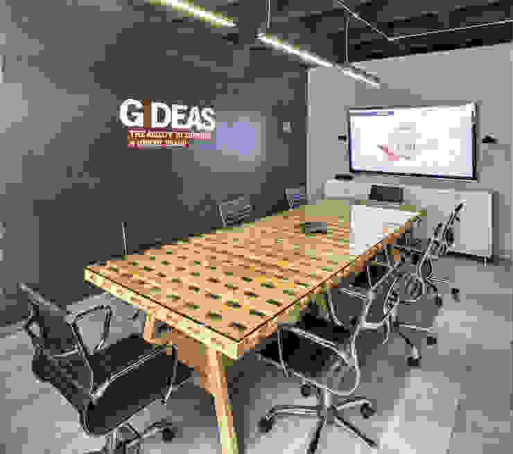 GIDEAS - RIMA Arquitectura Estudios y despachos modernos de RIMA Arquitectura Moderno