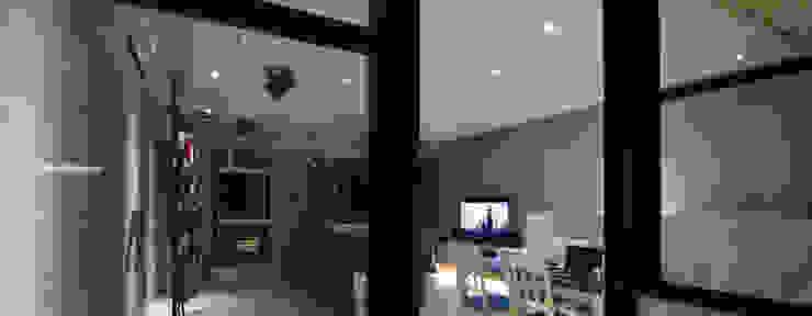 BTO @ Punggolin Hotel Style Modern living room by Designer House Modern