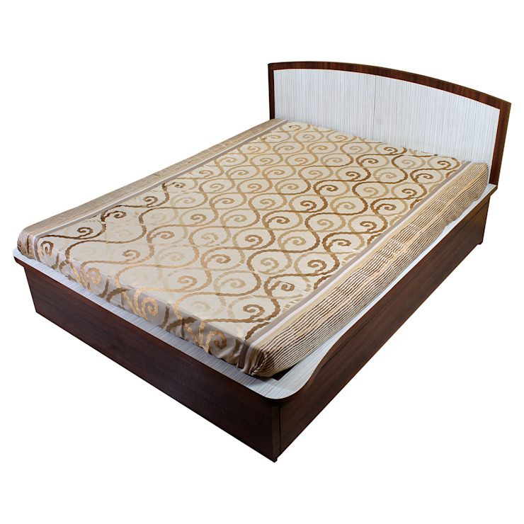Dreamscape Polycotton Brown Classic Bedcover : classic  by FurnishTurf,Classic Synthetic Brown