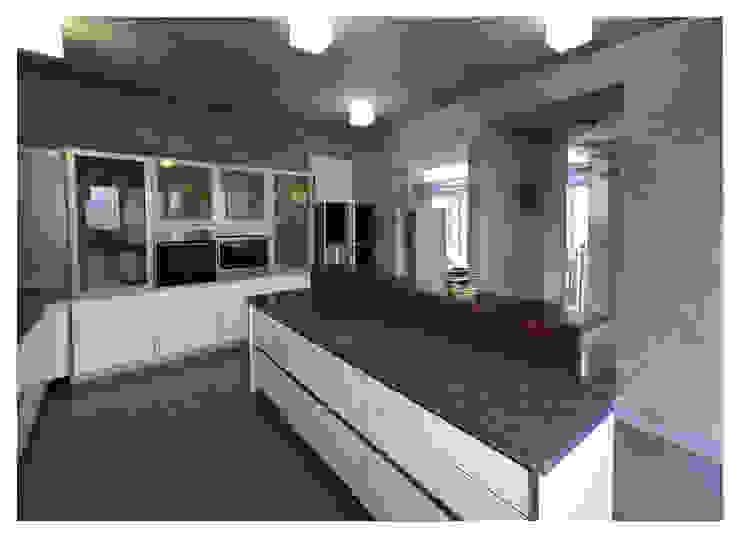 Butterfly House Modern kitchen by ESSTEAM Modern