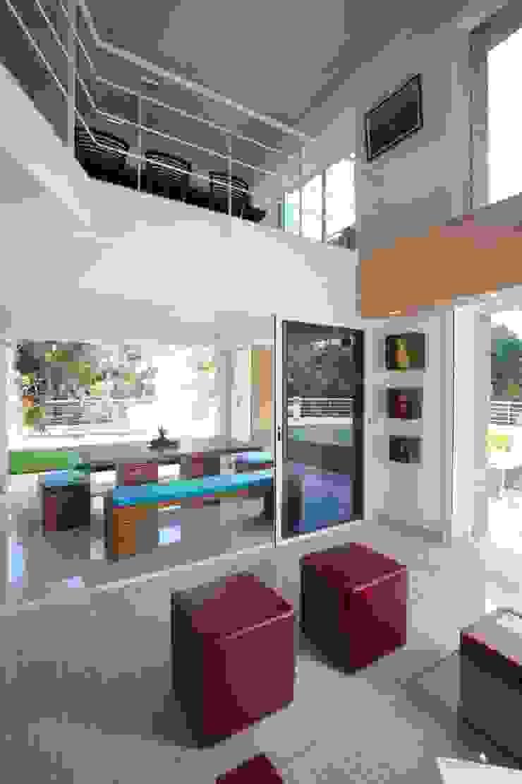 Vivienda 609 Salas de estilo moderno de Objetos DAC Moderno