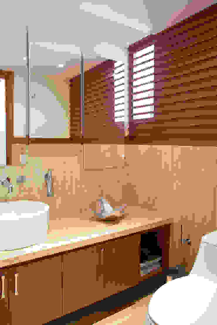 Vivienda 609 Baños de estilo moderno de Objetos DAC Moderno