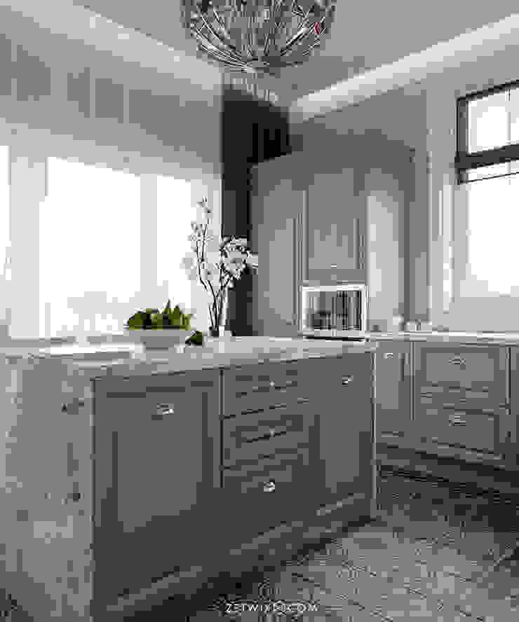 Z E T W I X Classic style kitchen