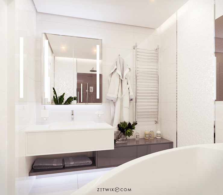 Z E T W I X Modern bathroom