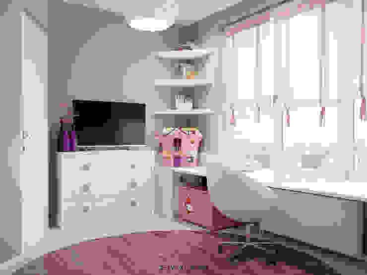 Z E T W I X Minimalist nursery/kids room