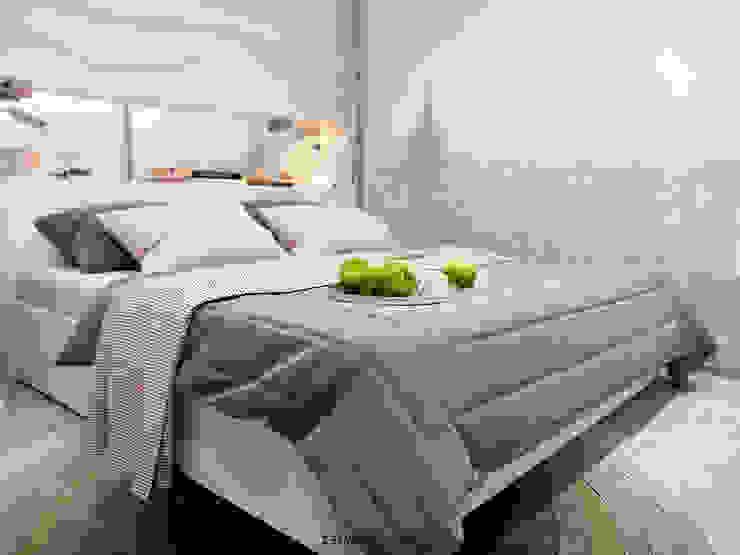 Z E T W I X Minimalist bedroom