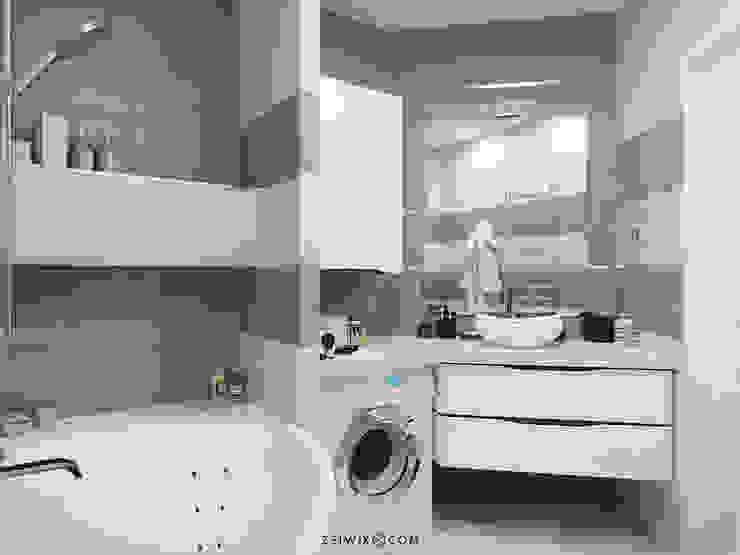 Z E T W I X Minimalist bathroom