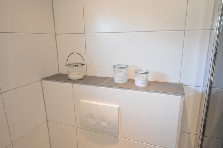 AGZ badkamers en sanitair BathroomTextiles & accessories Perunggu Metallic/Silver