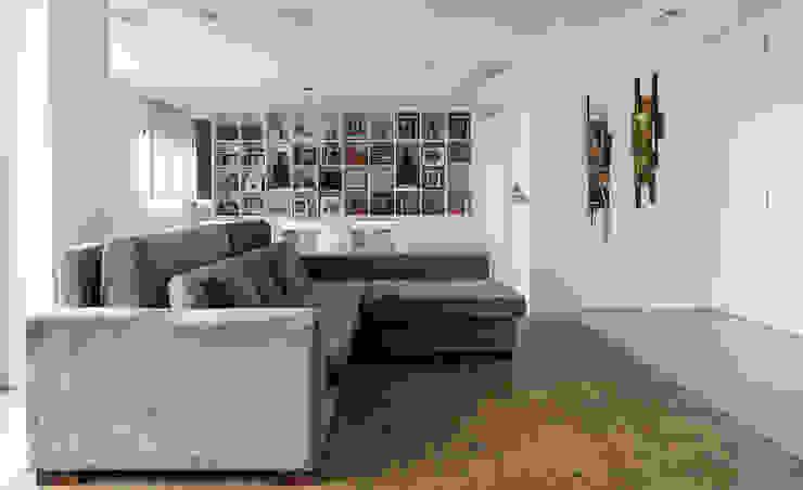 Refugio para dos Salones de estilo moderno de BELVEDERE CAPITAL Moderno