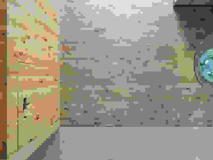 Refugio para dos Paredes y suelos de estilo moderno de BELVEDERE CAPITAL Moderno Madera Acabado en madera