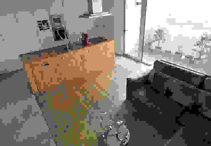 Refugio para dos Salones de estilo moderno de BELVEDERE CAPITAL Moderno Madera Acabado en madera