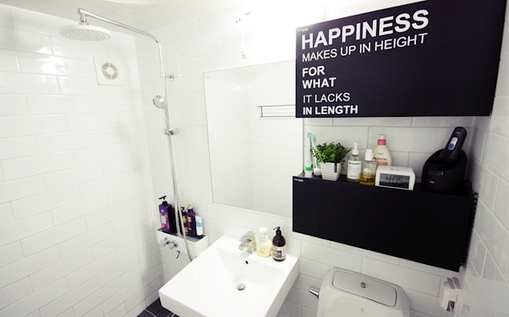 Modern Bathroom by homelatte Modern