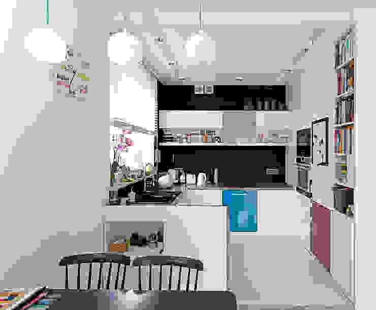 Marchitektka Kitchen