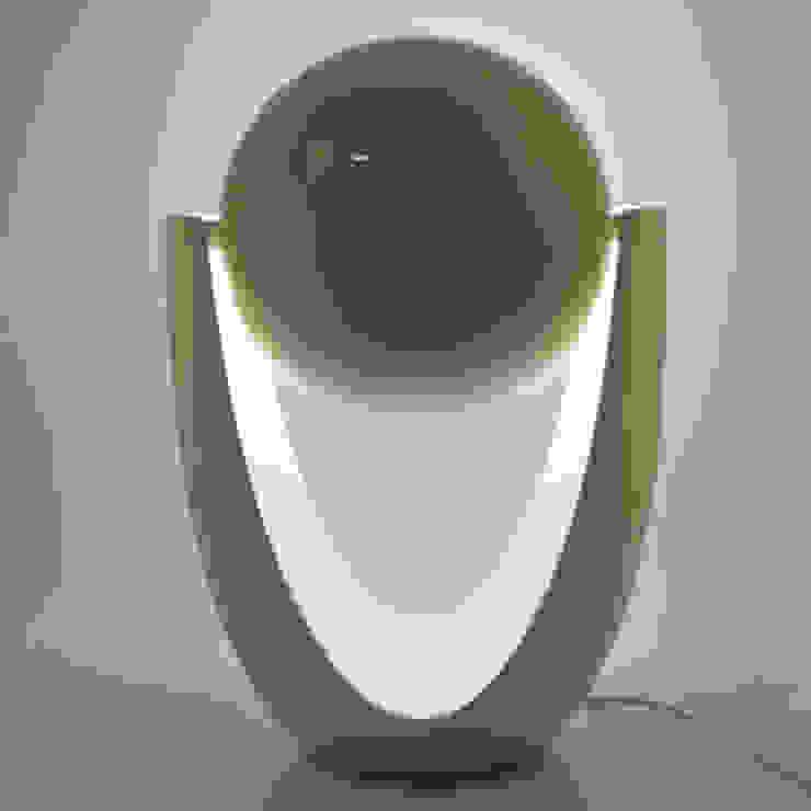 Lampada Pantarei di Alessandra Scarfò Design Minimalista Ceramica