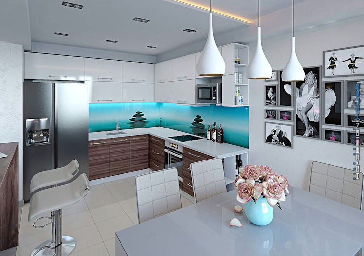 hq-design Modern kitchen