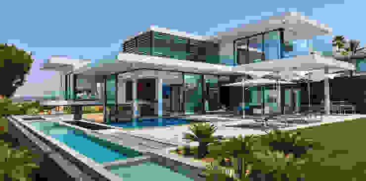 Modern Villa Vale do Lobo por Pure Allure Interior Moderno