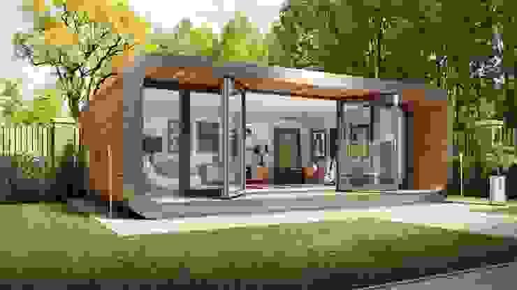 Garden Studio 3D Visualisation... by Alive Visualisation