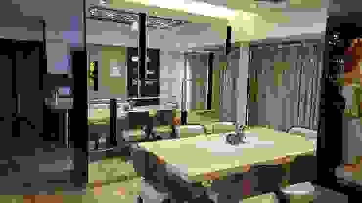 dining Modern dining room by NCA naresh chandwani & associates Modern Marble