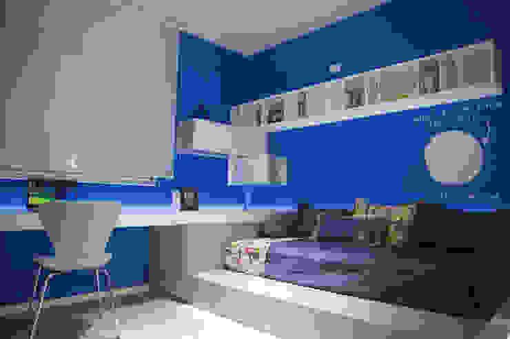 Dormitorio Adolescente Dormitorios infantiles minimalistas de homify Minimalista