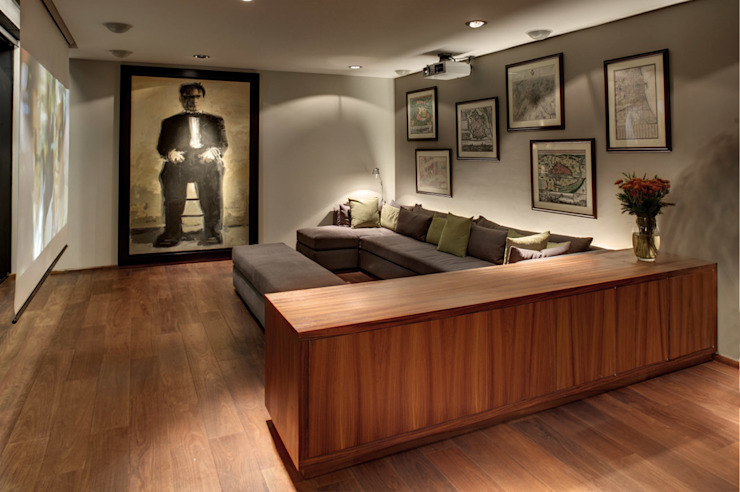 by RIMA Arquitectura Modern Wood Wood effect