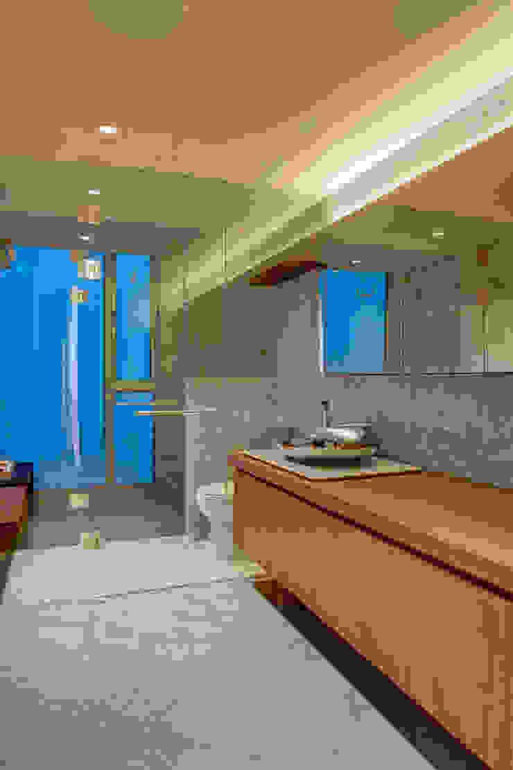Canelos - RIMA Arquitectura RIMA Arquitectura Baños de estilo moderno Hormigón