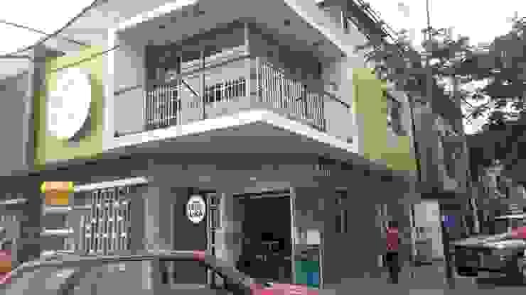 FRUTA LOCA – JUGUERIA CAFE de Kuro Design Studio Tropical