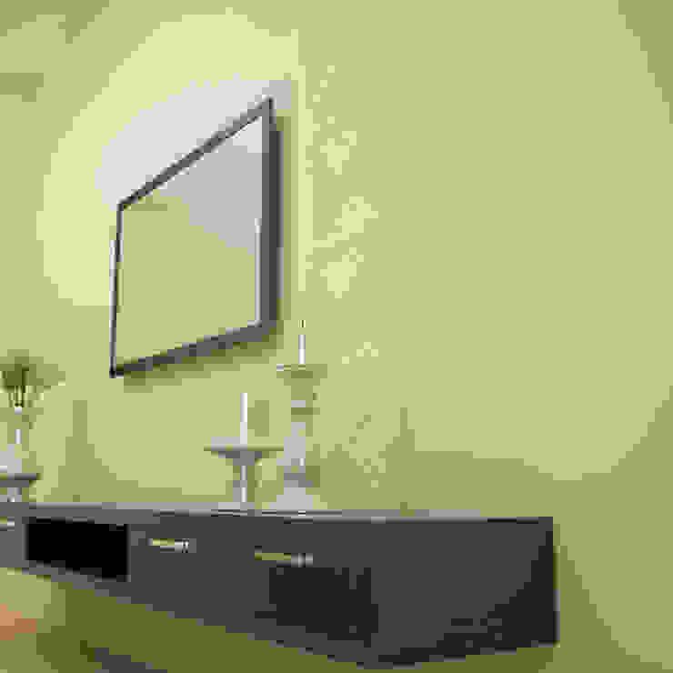 Tv Panel Asian style bedroom by Vaibhav Patel & Associates Asian MDF
