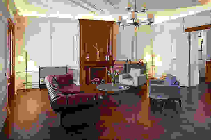 Berlin'de bir Ofis Tasarımı Klasik Oturma Odası dga Klasik