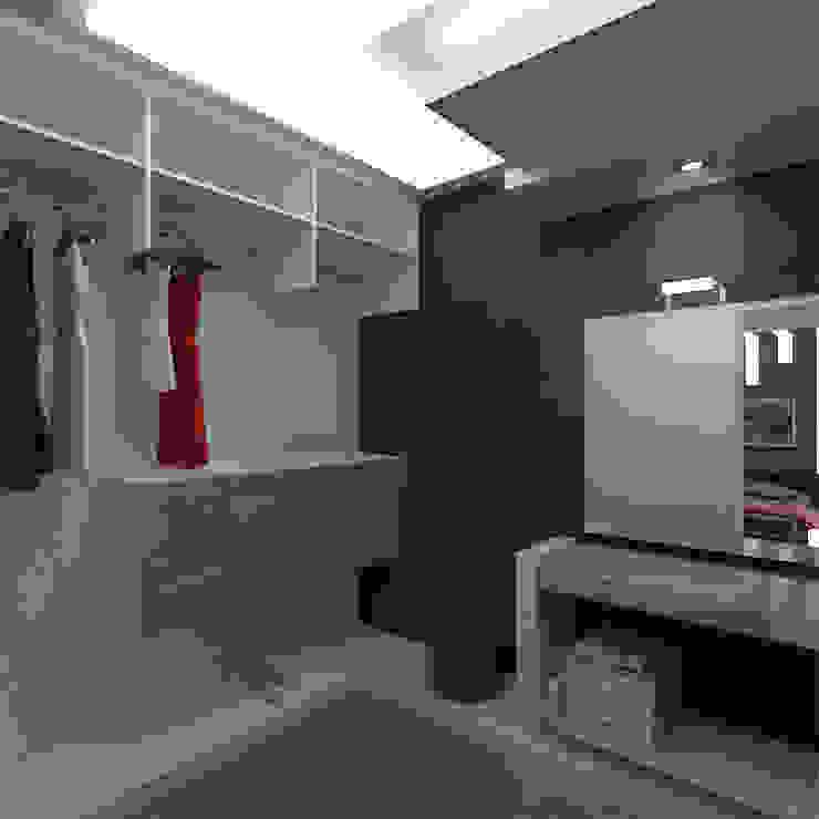 Modern dressing room by ARCHMY Mimarlık Modern
