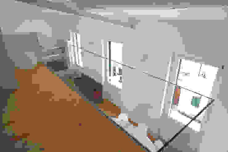 Estudios y despachos de estilo minimalista de Filippo Rak Architetto Minimalista