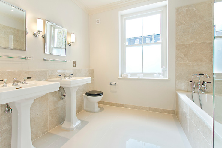 CHESILTON Classic style bathroom by nu:builds Classic