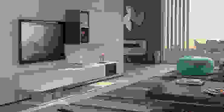 di Intense mobiliário e interiores; Moderno