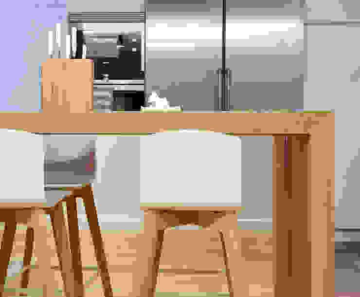 homify Scandinavian style kitchen