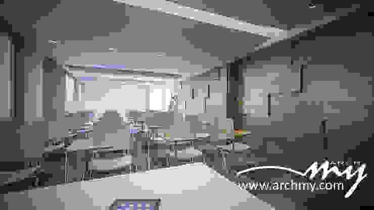 de ARCHMY Mimarlık Moderno