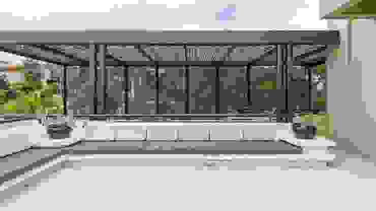 David Macias Arquitectura & Urbanismo ระเบียง, นอกชาน