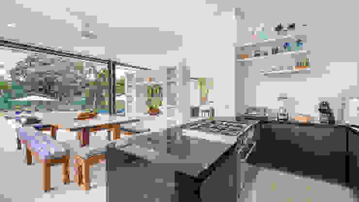 Casa Loma Cocinas de estilo minimalista de homify Minimalista