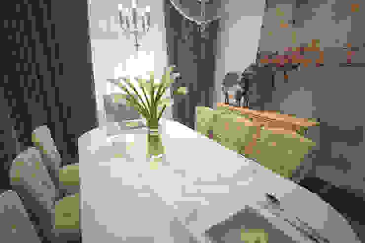 Living room decor Salon minimaliste par U-Style design studio Minimaliste