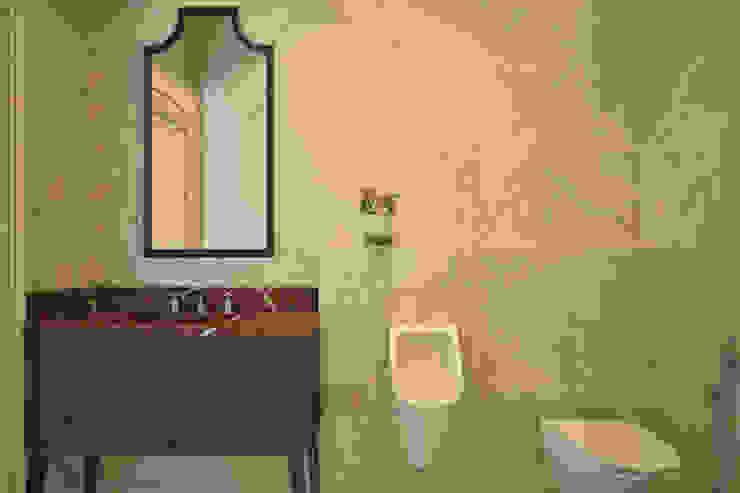 Minimalist bathroom Salle de bain minimaliste par U-Style design studio Minimaliste
