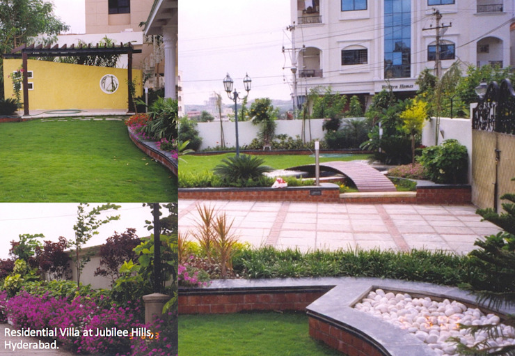 various Residential Classic style garden by iammies Landscapes Classic