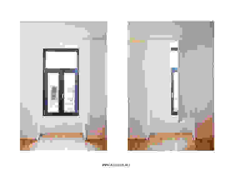 Casa RT – Reabilitação por A2OFFICE Minimalista