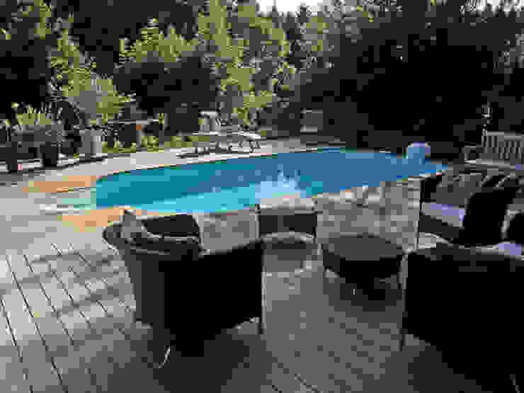 Mediterranean style garden by Hesselbach GmbH Mediterranean